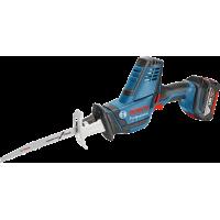 Аккумуляторная сабельная ножовка Bosch Professional GSA 18 V-LI C